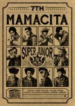 Super Junior - Vol.7 - Mamacita Version B (KR)