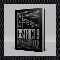 Stray Kids - World Tour District 9 : Unlock in SEOUL Blu-ray (KR)