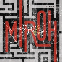 Stray Kids - Mini Album - CLE 1 : MIROH (Normal Edition) (KR)