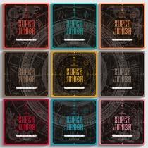Super Junior - Vol.10 - THE RENAISSANCE (Square Style) (KR) [Neo Anniversary Price]