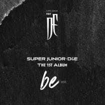 SUPER JUNIOR D&E - 1st Full Album COUNTDOWN (be Ver.) (KR) PREORDER
