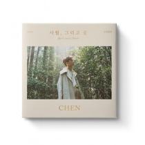Chen (EXO) - Mini Album Vol.1 - April, and a flower (Kihno Album) (KR) REISSUE PREORDER