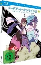 Sword Art Online II Blu-Ray Box 2