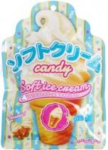 Soft Cream Candy Vanilla Soft Ice Cream Flavor