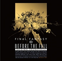 Before The Fall Final Fantasy XIV OST (Blu-ray Disc Music)