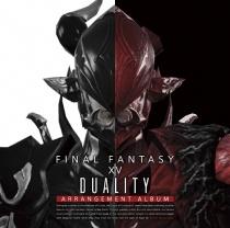 Final Fantasy XIV Duality - Arrangement Album - Blu-ray