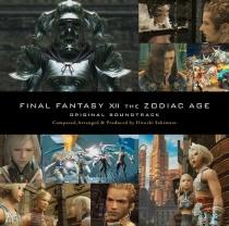 FINAL FANTASY XII THE ZODIAC AGE Blu-ray BDM