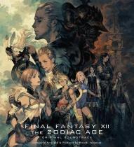 FINAL FANTASY XII THE ZODIAC AGE Original Soundtrack Blu-ray BDM LTD