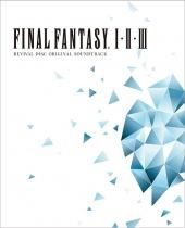 FINAL FANTASY I.II.III OST Revival Disc Blu-ray