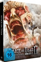 Attack on Titan II Realfilm: End of the World Blu-ray Steelbook Limited Edition