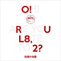 BTS - Mini Album Vol.1 - O!RUL8,2? (KR)