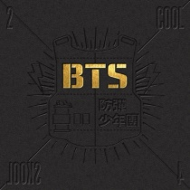 BTS - Single Album Vol.1 - 2 Cool 4 Skool (KR)