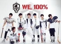100% - WE, 100% (KR)