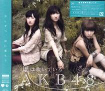 AKB48 - Kaze wa Fuiteiru Type B
