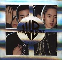 Wonder Boyz - Wonder Boyz Mini Album Vol.1 (KR)
