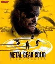 Metal Gear Solid Peace Walker OST