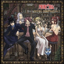 Fairy Tail OST 1