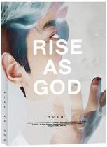 Dong Bang Shin Ki (TVXQ) - Special Album - Rise as God (KR)