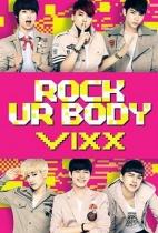 VIXX - 2nd Single Rock Ur Body (KR)