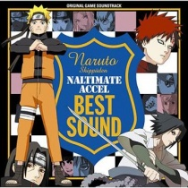 Naruto Shippuden Narutimate Accel Best Sound LTD