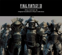 FINAL FANTASY XII Original Soundtrack & Piano Collections Limited Release