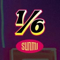 SUNMI - Mini Album Vol.3 - 1/6 (KR) PREORDER
