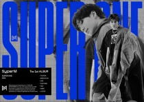 SuperM - Vol.1 - Super One (Unit A Ver. - TAEMIN & TAEYONG) (KR) [Neo Anniversary Price]