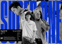 SuperM - Vol.1 - Super One (Unit B Ver. - BAEKHYUN, MARK & LUCAS) (KR) [Neo Anniversary Price]