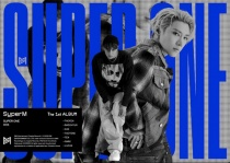 SuperM - Vol.1 - Super One (Unit C Ver. - KAI & TEN) (KR) [Neo Anniversary Price]