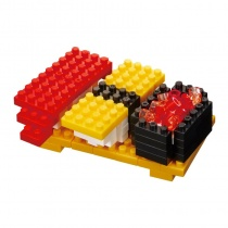 nanoblock Mini Series Sushi