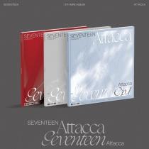 Seventeen - Mini Album Vol.9 - Attacca (KR) PREORDER