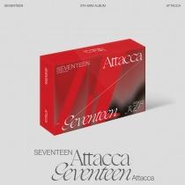 Seventeen - Mini Album Vol.9 - Attacca (KiT Album) (KR) PREORDER