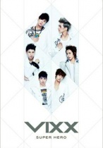 VIXX - 1st Single Super Hero (KR)