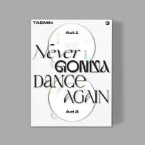 Tae Min - Vol.3 - Never Gonna Dance Again (Extended Ver.) (KR)