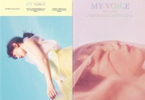 Tae Yeon (Girls' Generation) - Vol.1 - My Voice (Deluxe Edition) (KR)