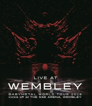 BABYMETAL - Live at Wembley Arena Blu-ray
