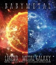BABYMETAL - Legend - Metal Galaxy (Metal Galaxy World Tour In Japan Extra Show) Blu-ray