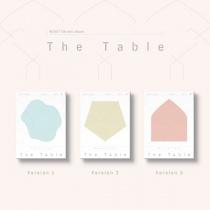 NU'EST - Mini Album Vol.7 - The Table (KR)