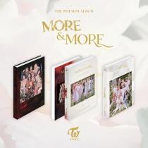Twice - Mini Album Vol.9 - MORE & MORE (KR)
