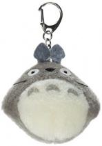 My Neighbor Totoro Grey Totoro Keychain