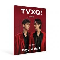 TVXQ! - Beyond LIVE BROCHURE TVXQ! Beyond the T (KR)