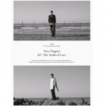 TVXQ! - 15th Debut Anniversary Special Album - New Chapter #2: The Truth of Love (KR)