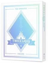 TWICE - TWICELAND: THE OPENING ENCORE Blu-ray (KR)