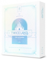 """Twice - """"Twiceland"""" The Opening Concert Blu-ray (KR)"""