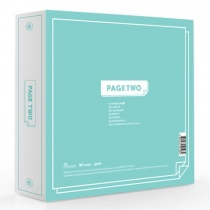 Twice - Mini Album Vol.2 - Page Two (KR)