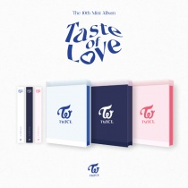 TWICE - Mini Album Vol.10 - Taste of Love (KR)