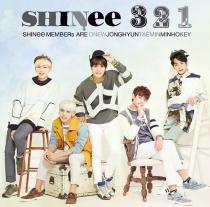 SHINee - 3 2 1 JP
