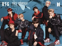 BTS - FACE YOURSELF Type A LTD