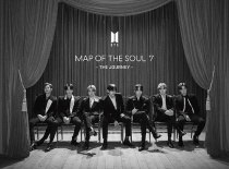 """BTS - MAP OF THE SOUL: 7 """"THE JOURNEY"""" Type A LTD"""