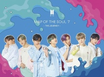 """BTS - MAP OF THE SOUL: 7 """"THE JOURNEY"""" Type B LTD"""